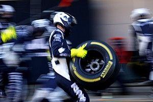 F1-es kerékcsere az AlphaTaurinál, természetesen maszkban (videó)