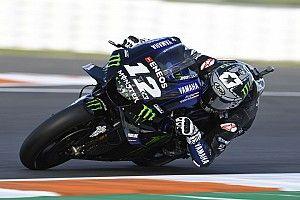 MotoGP Valencia 4. antrenman: Vinales lider, Marquez kaza yaptı