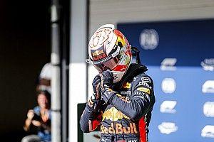 Verstappen vuelve a brillar en una apretada clasificación en Brasil