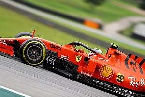 'Nieuwe Ferrari F1-auto bevat mogelijk ernstige aerodynamische fout'