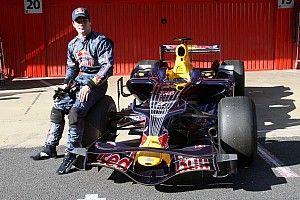 Un día como hoy: Loeb a bordo de un Red Bull F1