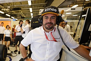 Alonso: Mantengo abiertas las opciones para 2021