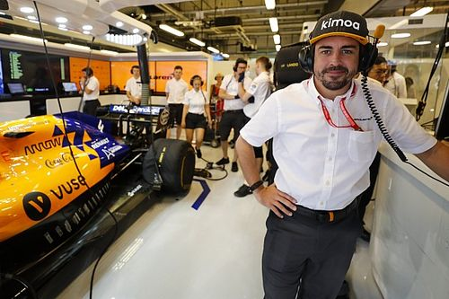 Verstappen: Comeback Alonso tijdverspilling zonder competitieve auto
