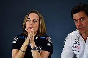 Williams: Az év minden futamán jól kell teljesítenünk!