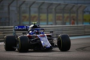 """Gasly """"disgusted"""" by first-lap Stroll collision"""