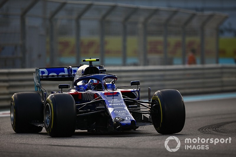 "Gasly ""disgusted"" by first-lap Stroll collision"