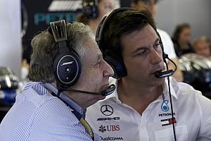 Wolff: Mercedes staat volledig achter uitstellen Grands Prix