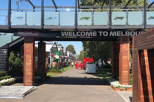 F1, pandemi nedeniyle 2021 Avustralya GP'yi erteleyebilir