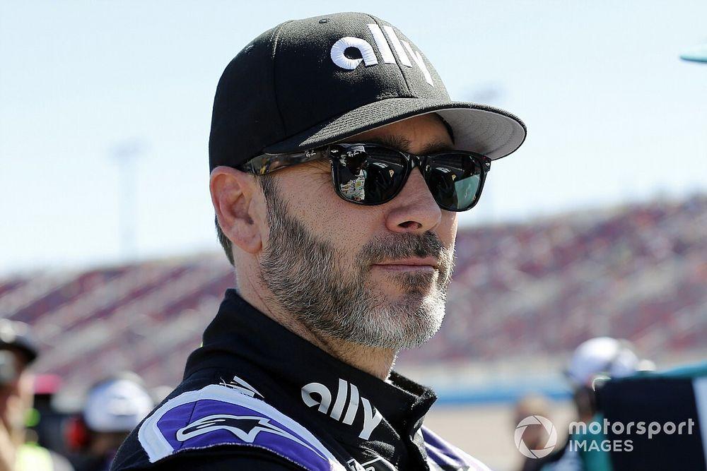 Johnson positif au COVID-19 à quelques jours de son test IndyCar