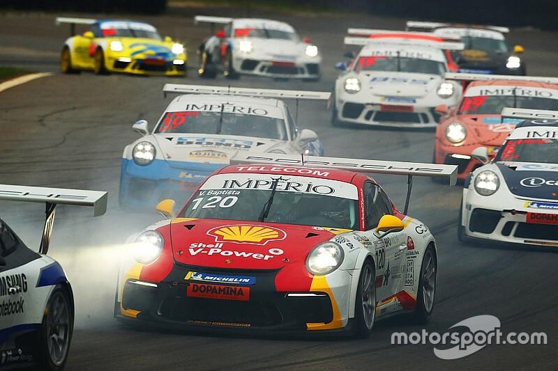 Confira todos os horários da etapa de Interlagos da Porsche Cup
