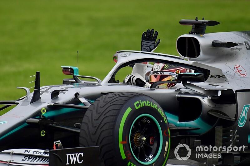 Хэмилтон: От Red Bull отстаем не сильно, но Ferrari просто врубает мотор