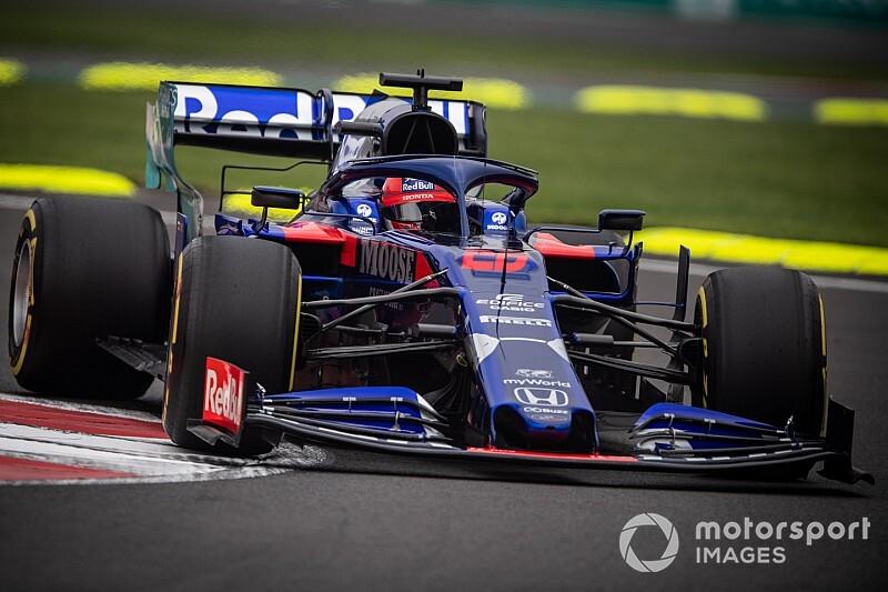 Квят о темпе Toro Rosso в пятницу: Все идет по плану