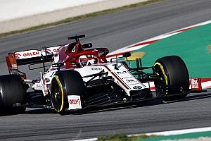 Alfa Romeo: Biztosan jó pilótapárosunk lesz 2021-ben is!