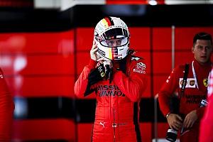 Vettel nem aggódik, az igazi SF1000 még nem gurult pályára