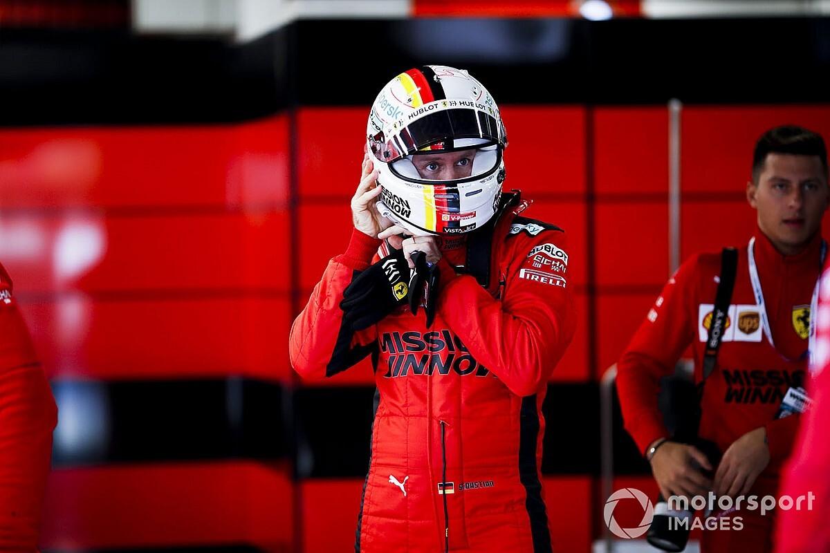 Vettel va quitter Ferrari à la fin de la saison