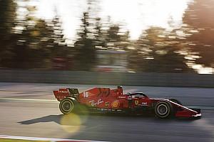 Nincs ok a pánikra, letekert motorral és nehéz autóval tesztelt a Ferrari