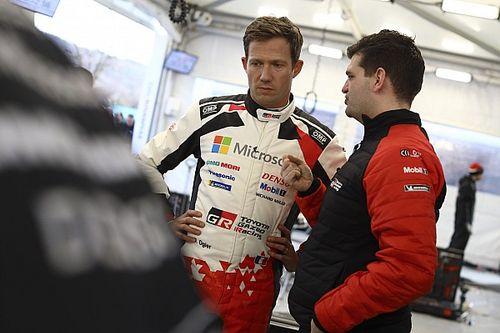 WRC6冠王者オジェの凄さとは何か? トヨタのチーム関係者が語る