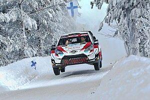 Reli Arctic Hadirkan 10 SS untuk WRC 2021