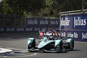 "Evans laments ""blind"" early laps for losing Santiago win"