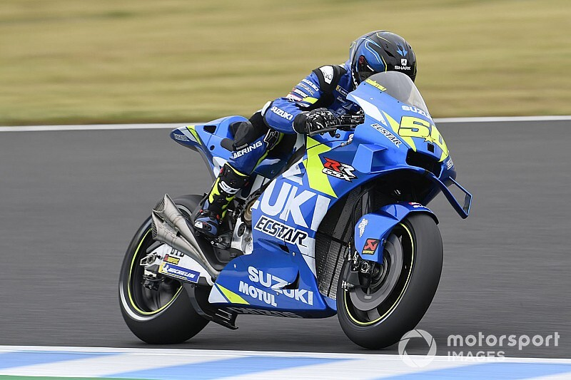 "Suzuki: ""Hazy"" rule to blame for Guintoli exclusion"