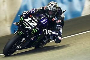 """MotoGP日本FP1:好調ヤマハ勢が""""トップ3独占""""。中上貴晶、母国戦を15番手発進"""