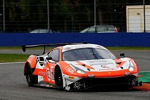 Monza, Libere 1: la Ferrari di Di Amato-Vezzoni vola