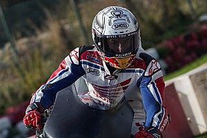 Marc Márquez vuelve a entrenar en moto tras ocho meses
