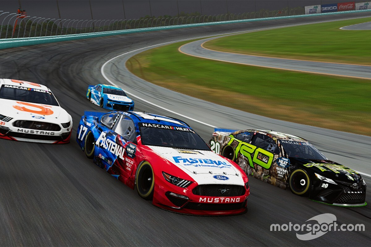 eNASCAR Heat Pro League returns for second season