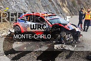 Report WRC: Hyundai inizia con il botto a Monte Carlo