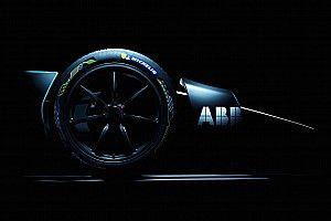 Formule E teaset detail van nieuwe Gen2EVO