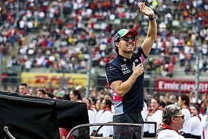 Pérez: Ha sido mi mejor GP de México