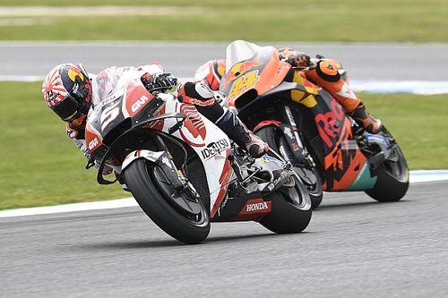 Zarco s'incline face à une KTM mais tire du positif