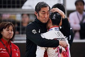 Финальная гонка Суперформулы вызвала поток извинений