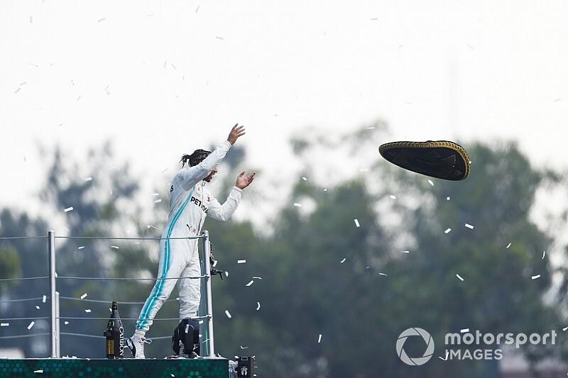 Todos los ganadores del GP de México de Fórmula 1