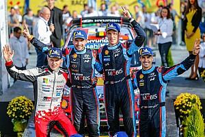 WRC: Hyundai inizia i test 2020. A breve esordirà Tanak