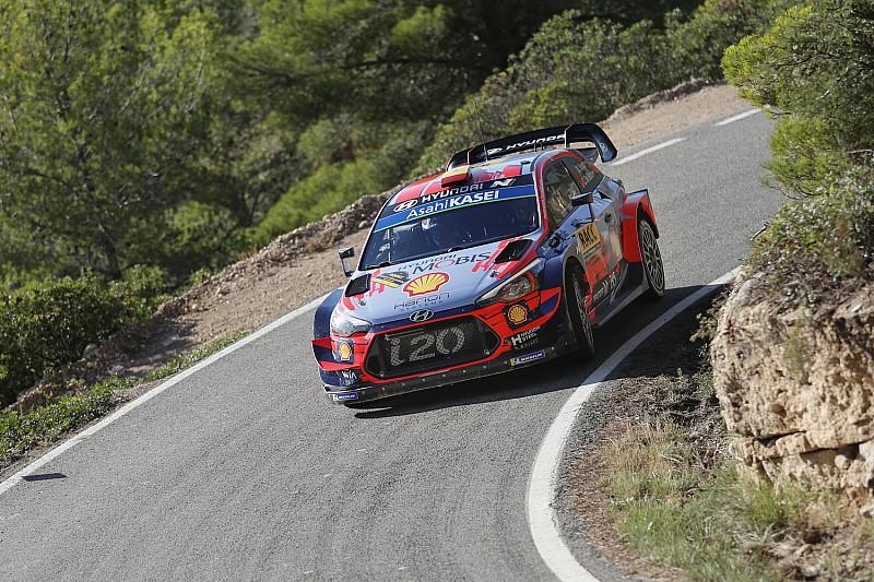 WRC, Rally Catalogna, PS15-16: Sordo allunga ancora su Tanak