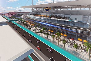 La F1 accetta il piano dell'Hard Rock Stadium per il GP di Miami