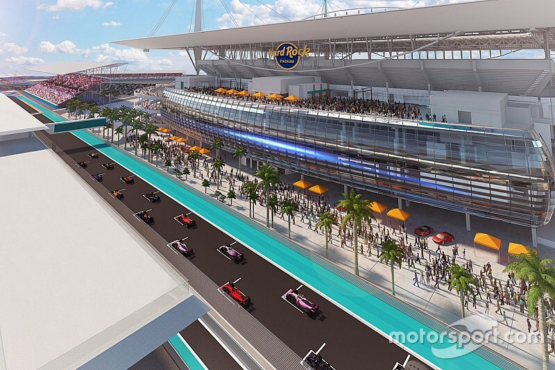 Formule 1 en Miami bereiken principeakkoord over GP in 2021