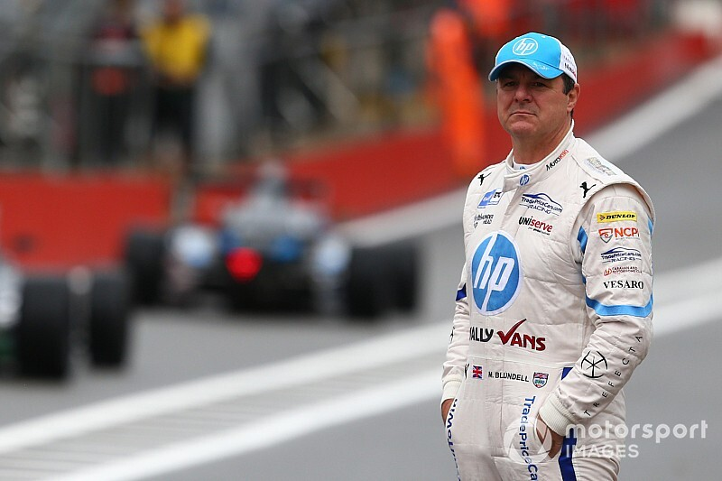 Blundell to manage BTCC team in AmD link-up