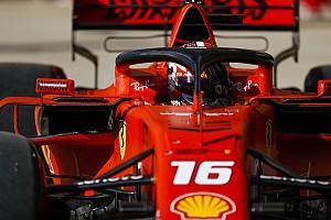 La pénalité de Leclerc au Brésil se limite à 10 places
