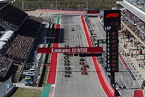 La Formule 1 veut deux Grands Prix aux États-Unis