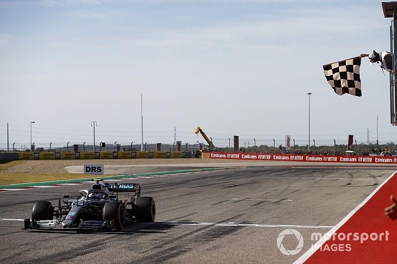 Amerika GP: Bottas galip, Hamilton şampiyon, Ferrari kayıp!