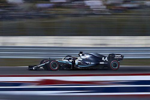 Онлайн. Гран При США: гонка