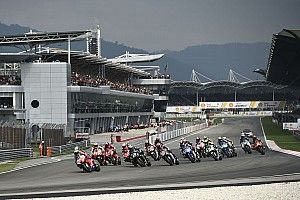 Galería: las fotos del Gran Premio de Malasia
