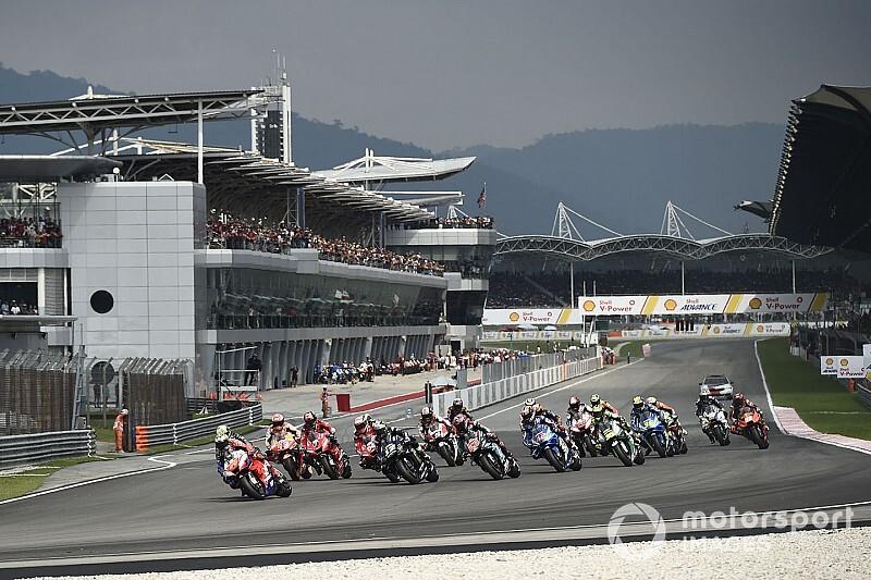 MotoGP koronavirüs nedeniyle bir hafta sonunda 2 yarış yapabilir