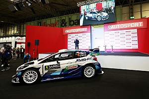 Live video from Autosport International 2020