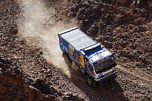 Dakar, Camion, Tappa 3: finalmente Karginov!