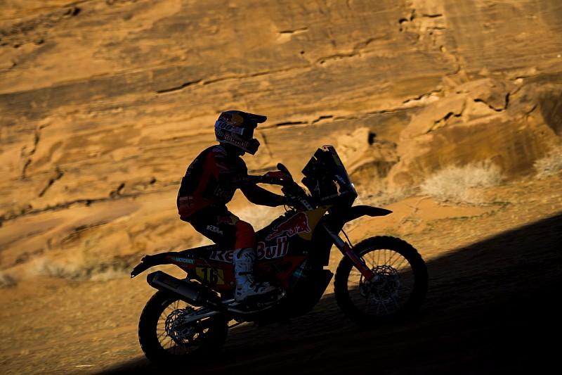 Fotogallery: tra le dune della quinta tappa della Dakar 2020