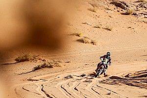 Brabec afianza su liderato en el Dakar y Barreda se reencuentra