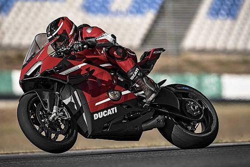 Ducati Unveils The New Superleggera V4 And It's Spectacular